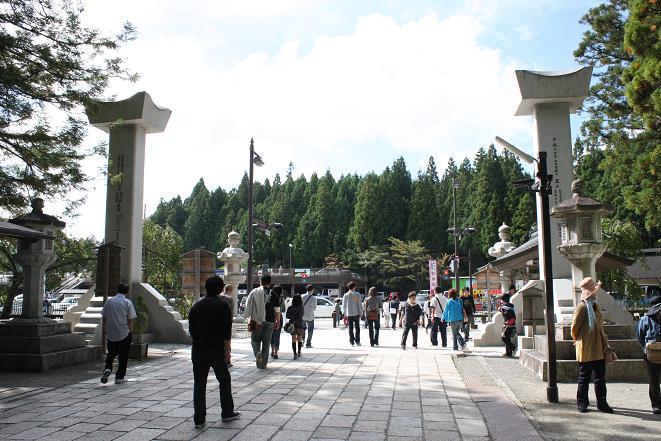 高野山中の橋.JPG
